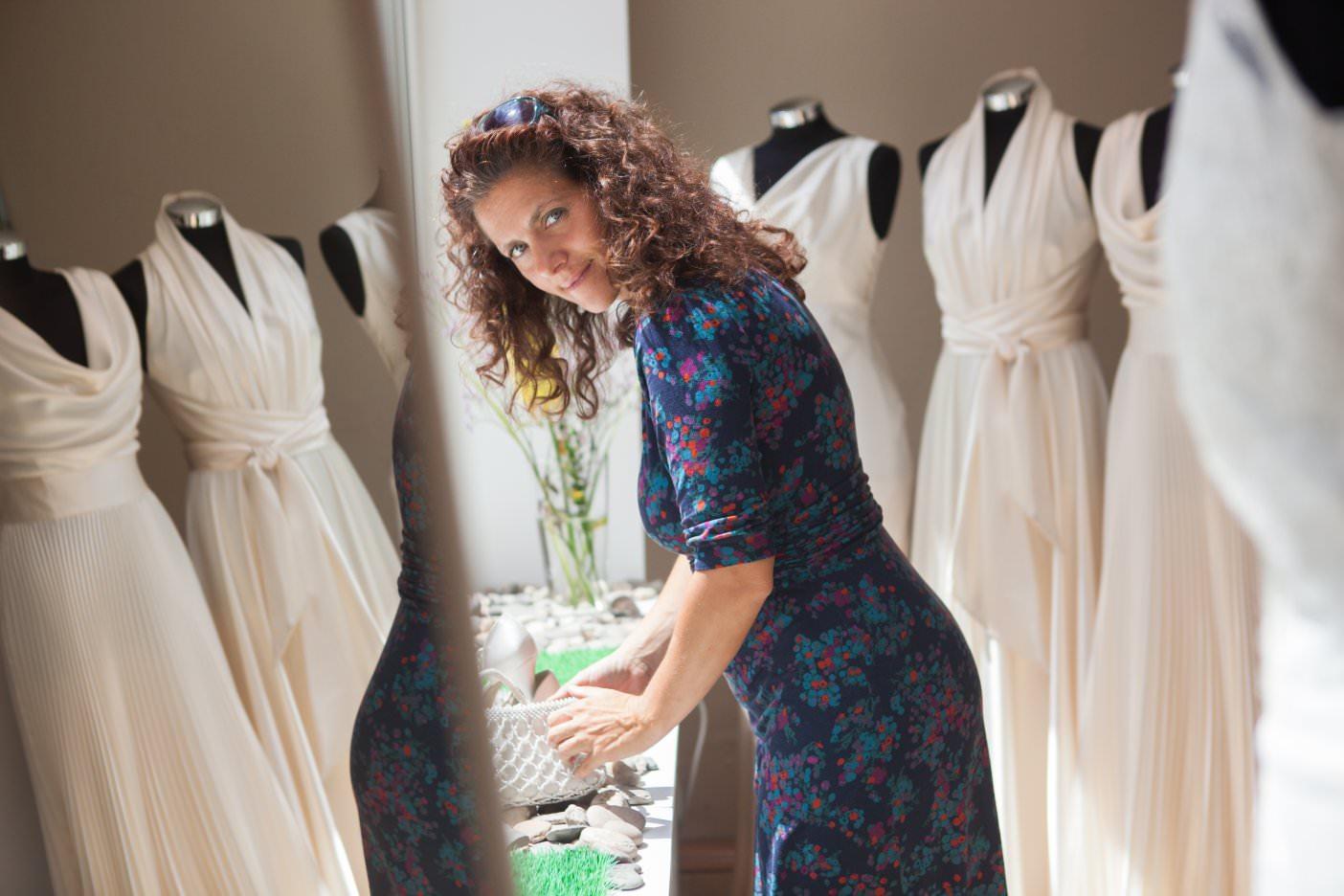 Hochzeitskleid schneidern lassen Köln