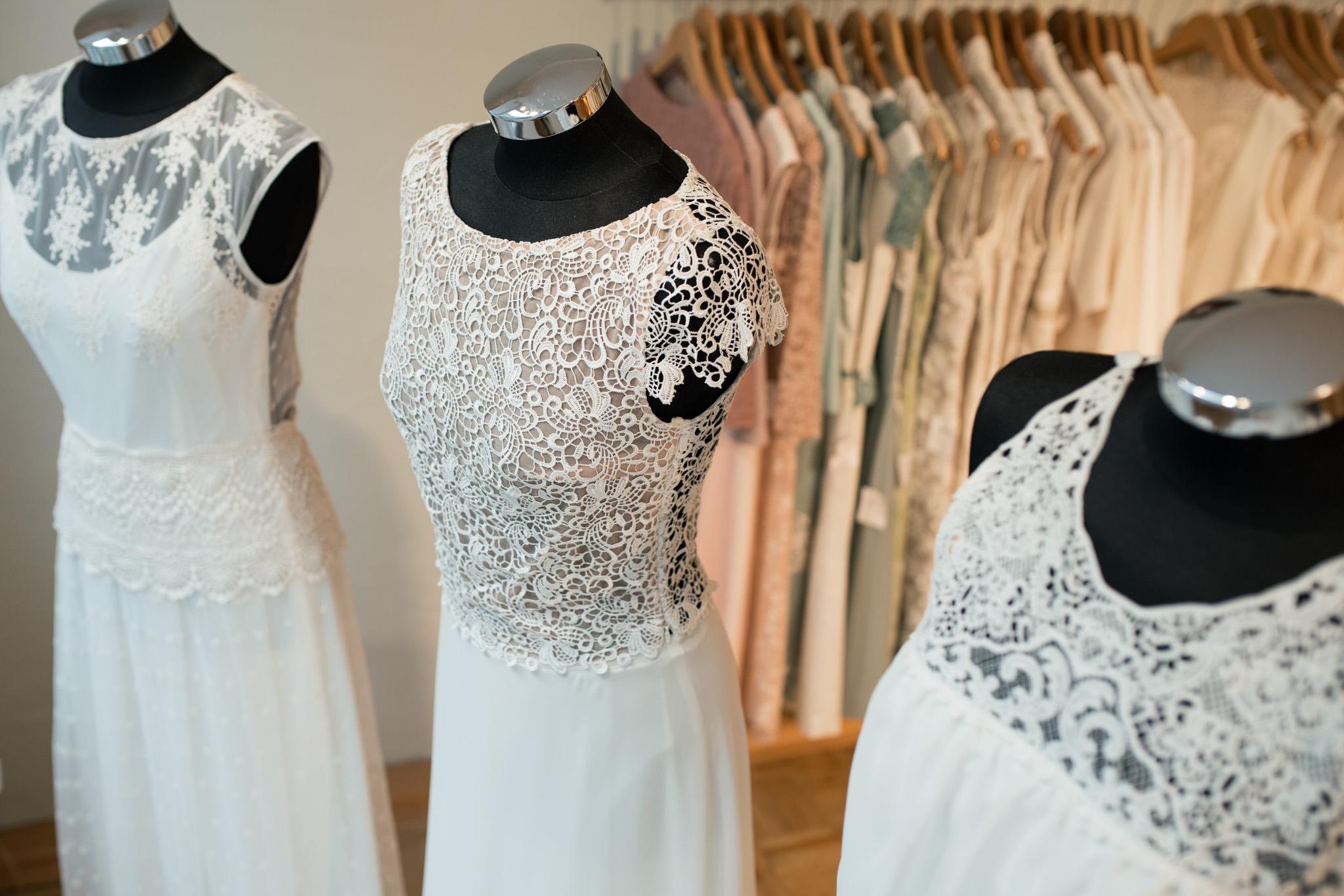 Claudia Heller Brautkleider handgefertigt