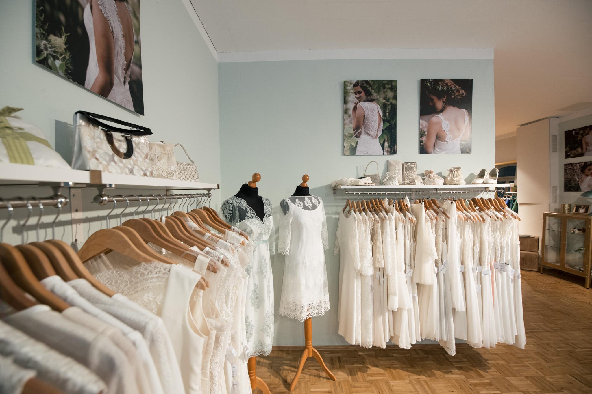 Wunsch Brautkleid in Köln schneidern lassen