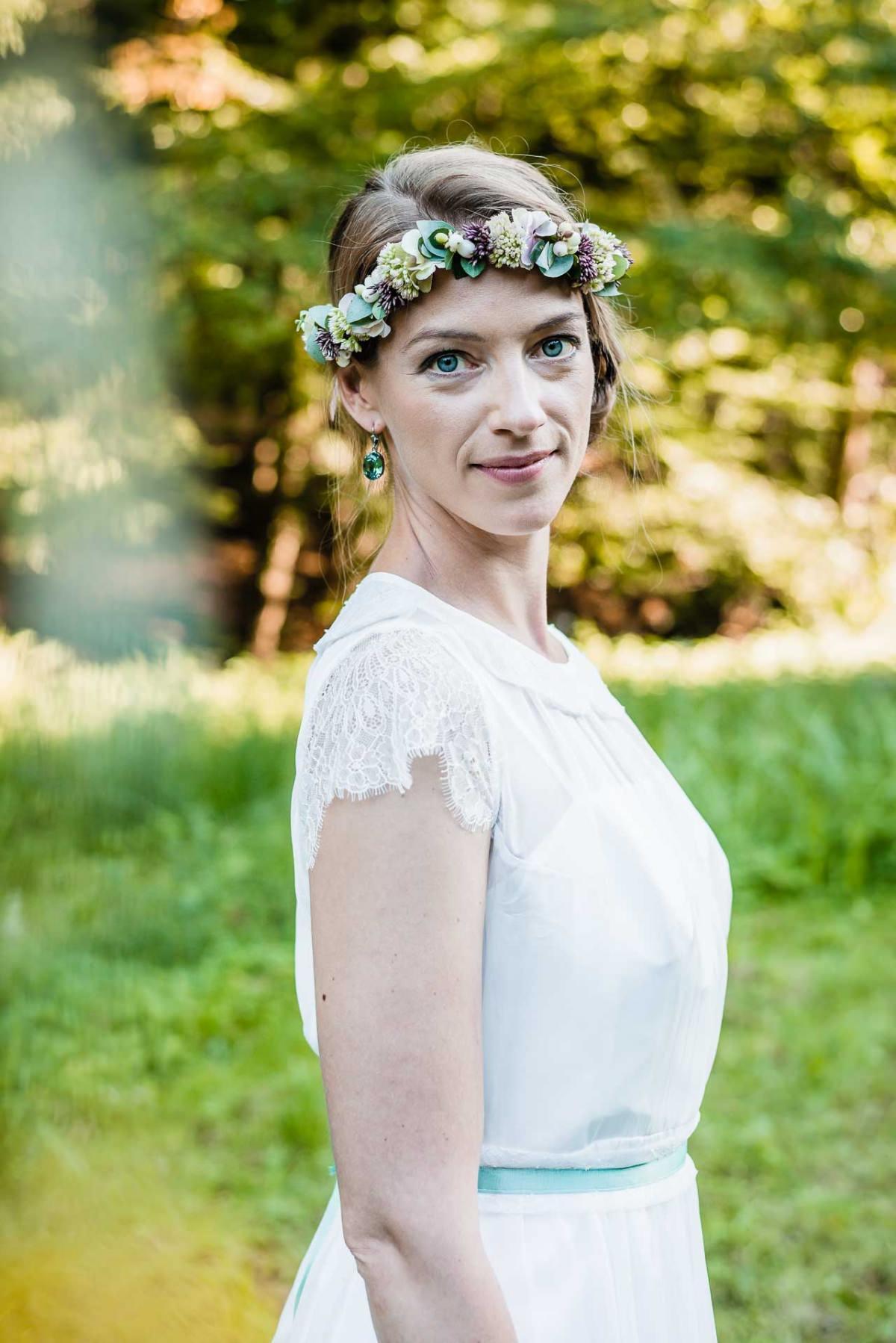 Brautkleid Babette - Claudia Heller