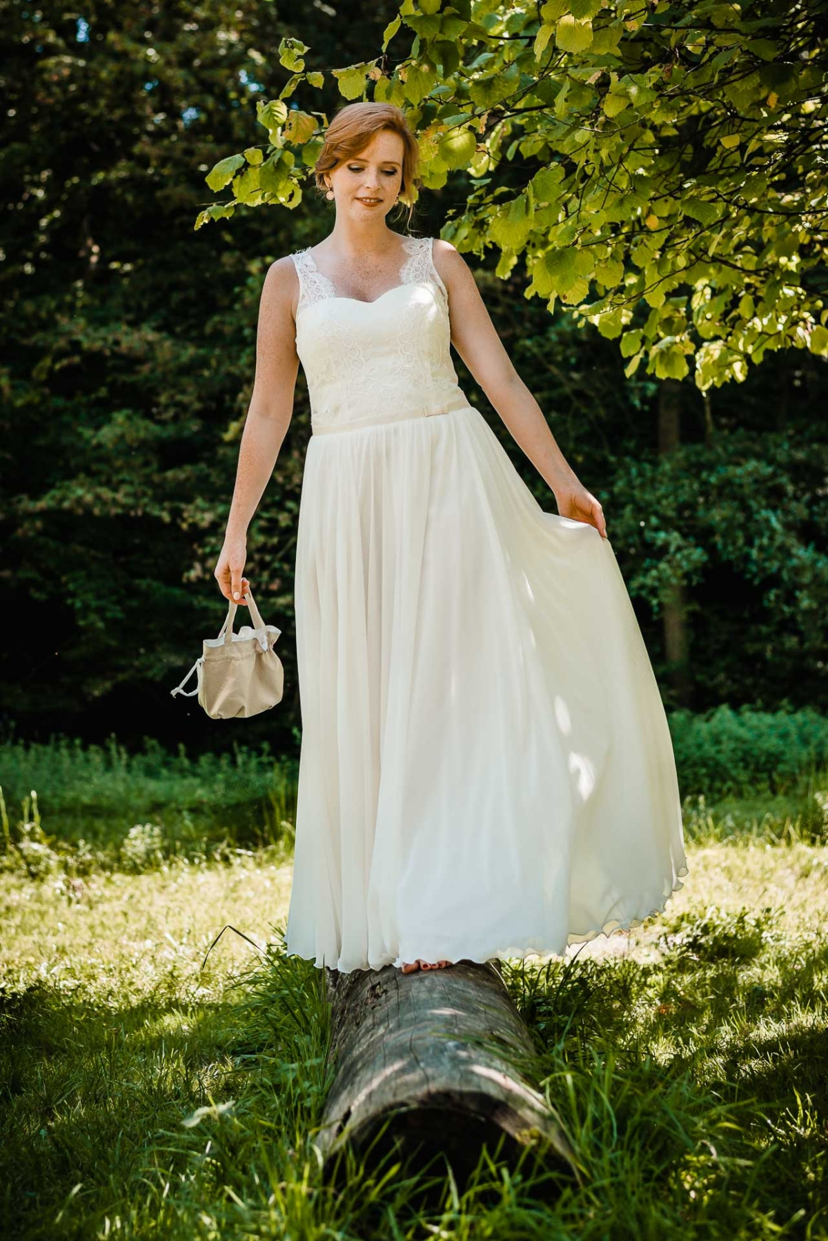 Brautkleid Marianne - Claudia Heller