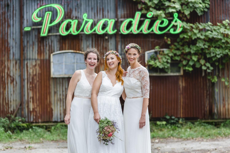 Facettenreich, inspiriert, relaxt: Die Brautmodenkollektion 2018