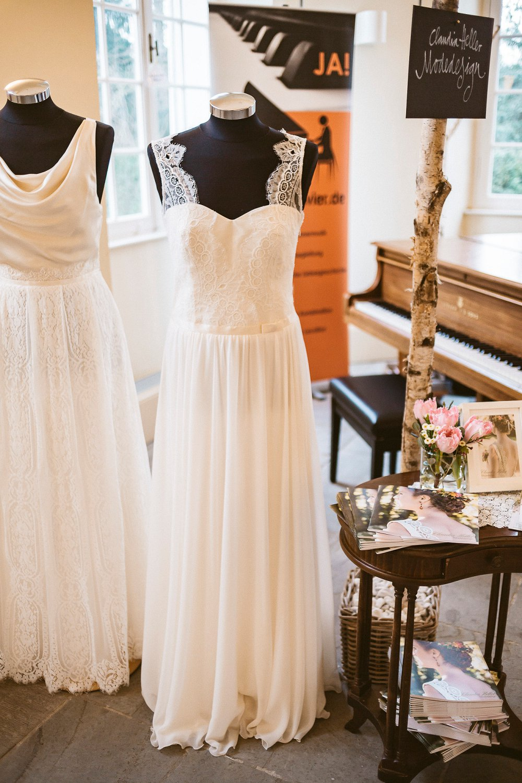 Hochzeitskleider im Boho-Stil