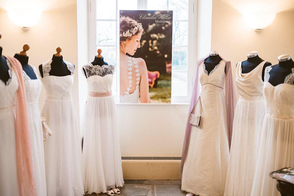 Claudia Heller Hochzeitskleider