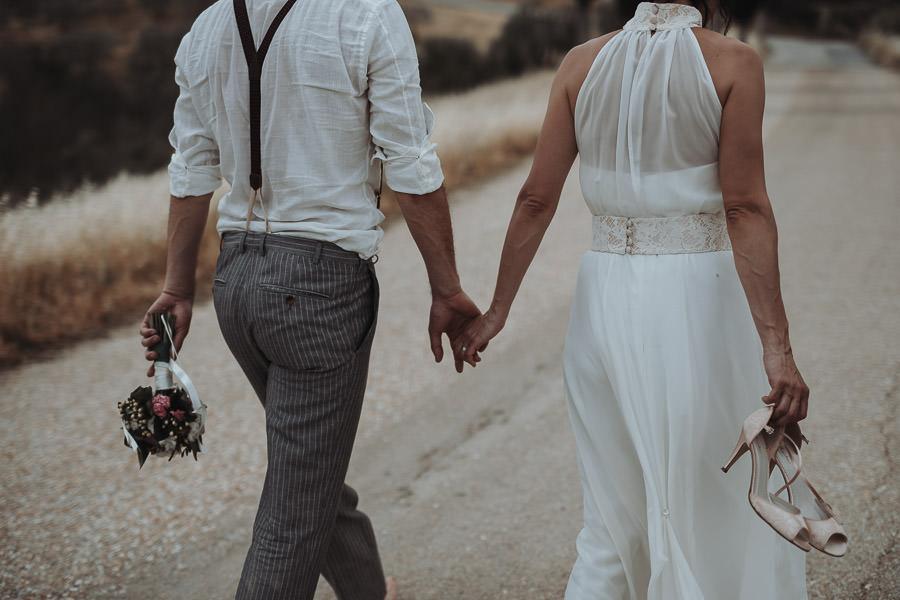 Hochzeitskleid Gürtel Creme