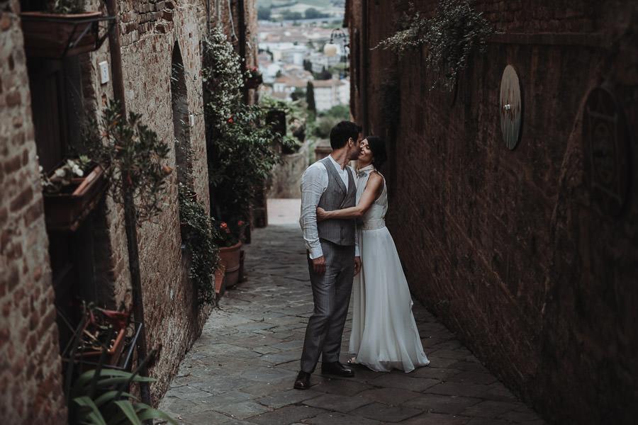 Hochzeit in der Toskana: Mit meinem Brautkleid Anouk