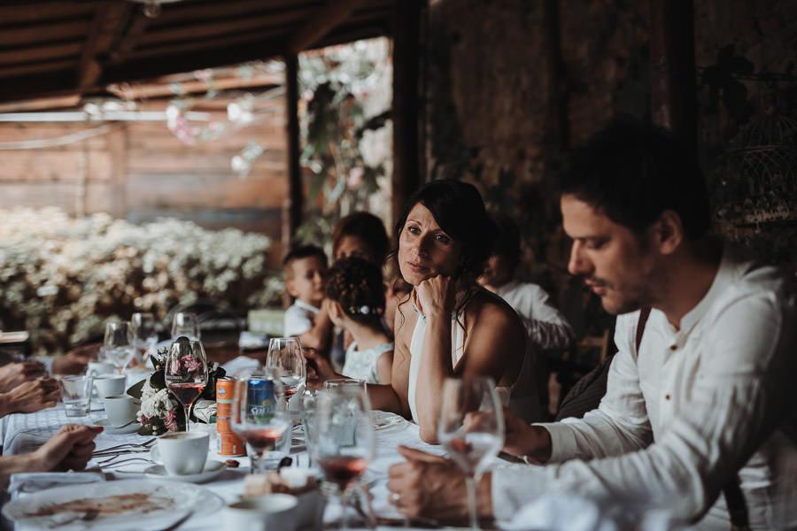 Hochzeit draußen feiern Italien