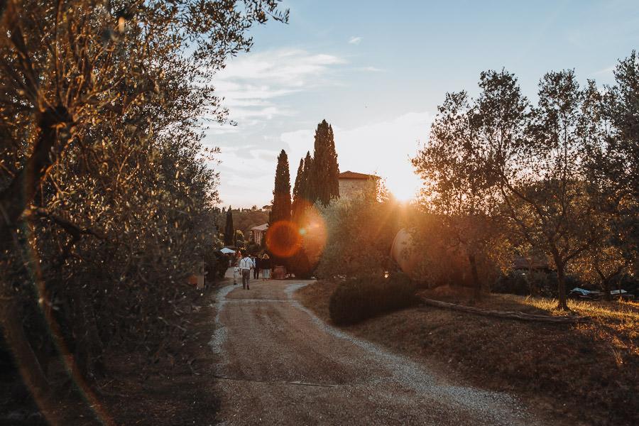 Wunderschöne Hochzeitslocation Toskana