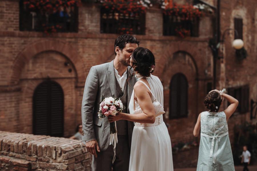 Brautkleid für mediterrane Hochzeiten