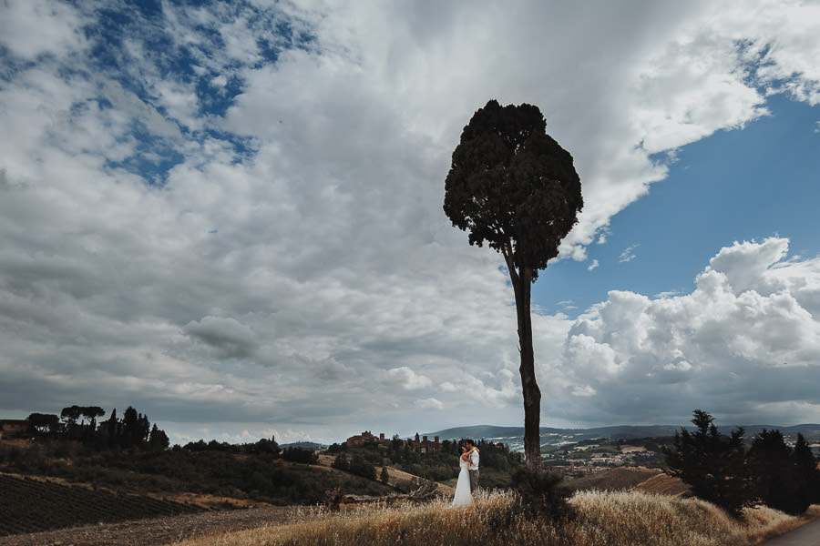 Brautpaar Bilder Toskana