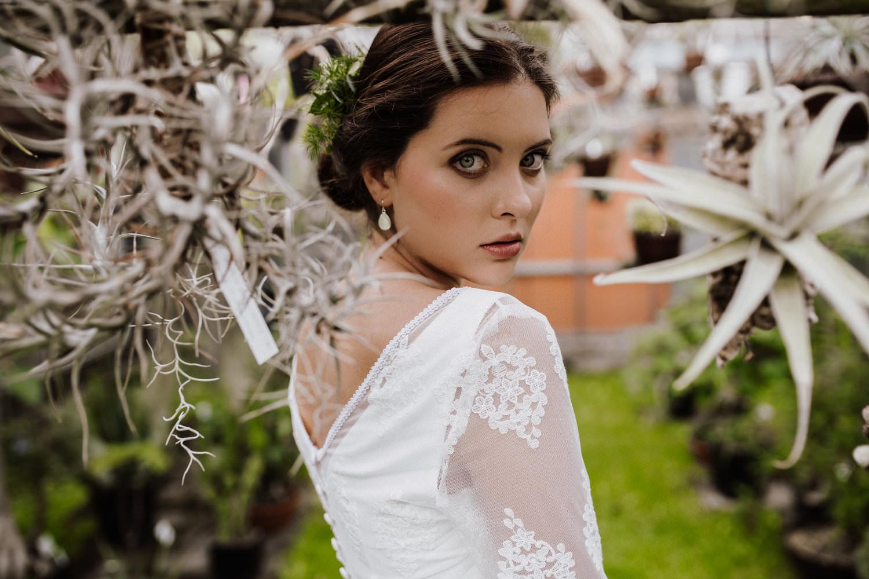 Vegane Hochzeitskleider von Claudia Heller