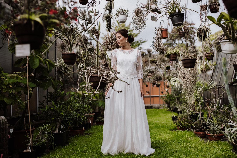 Vegane Brautkleider aus Köln von Claudia Heller