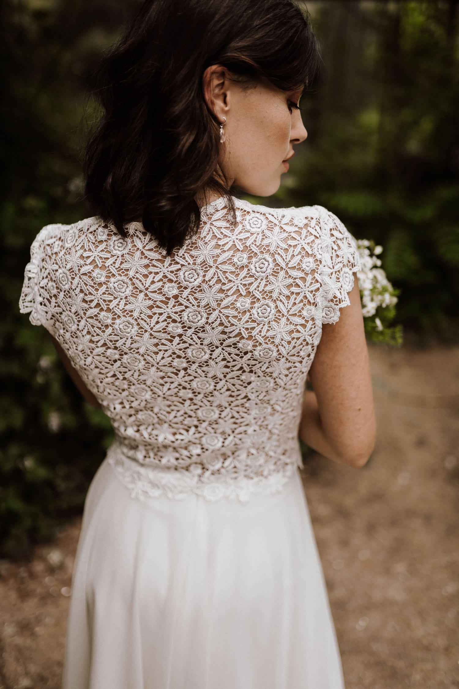 Brautkleid-kurz-Tüll-Macrame
