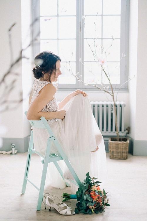 Zauberhafte, leichte Brautkleider aus Köln von Claudia Heller Brautmode