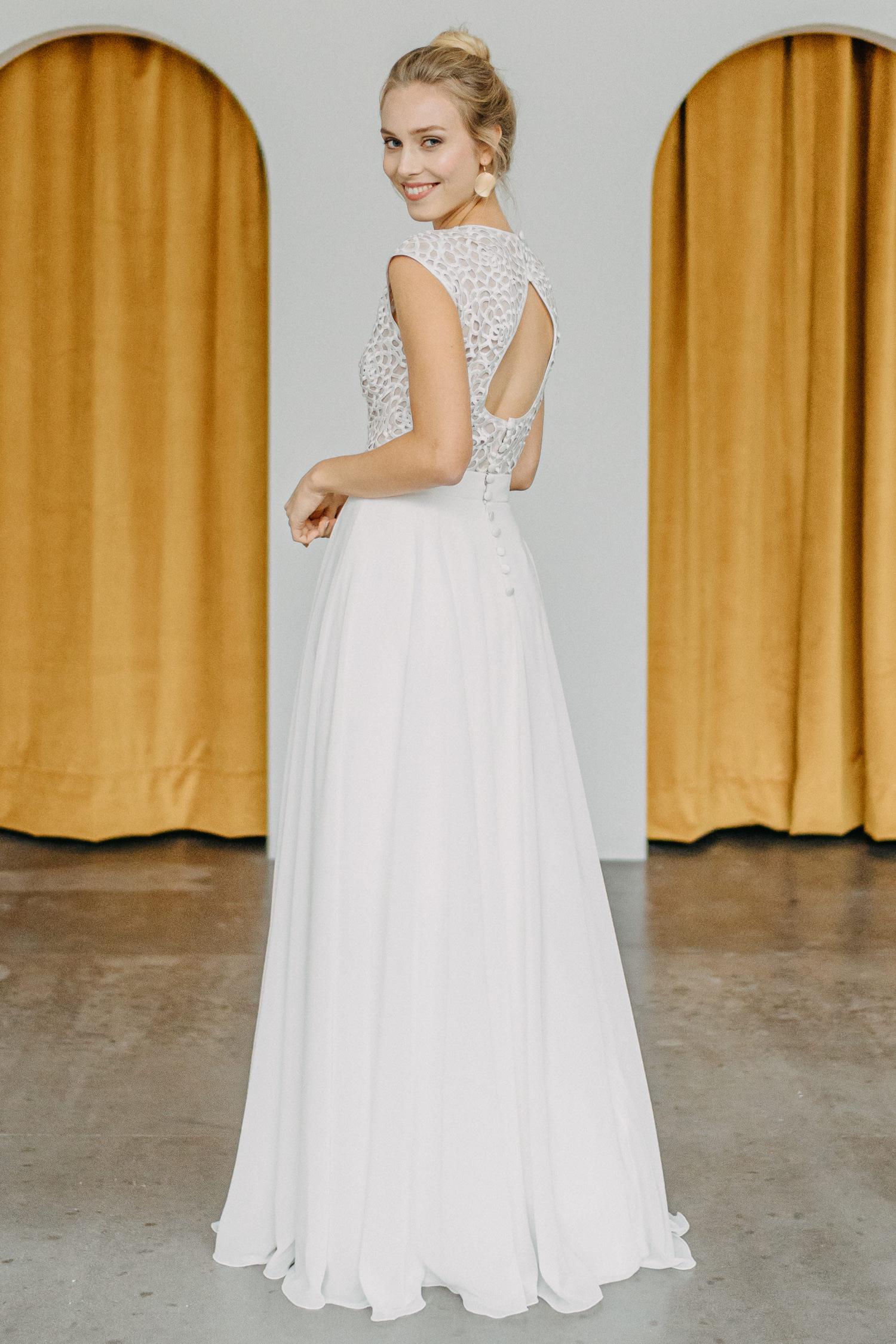 Brautkleid Ivy lang