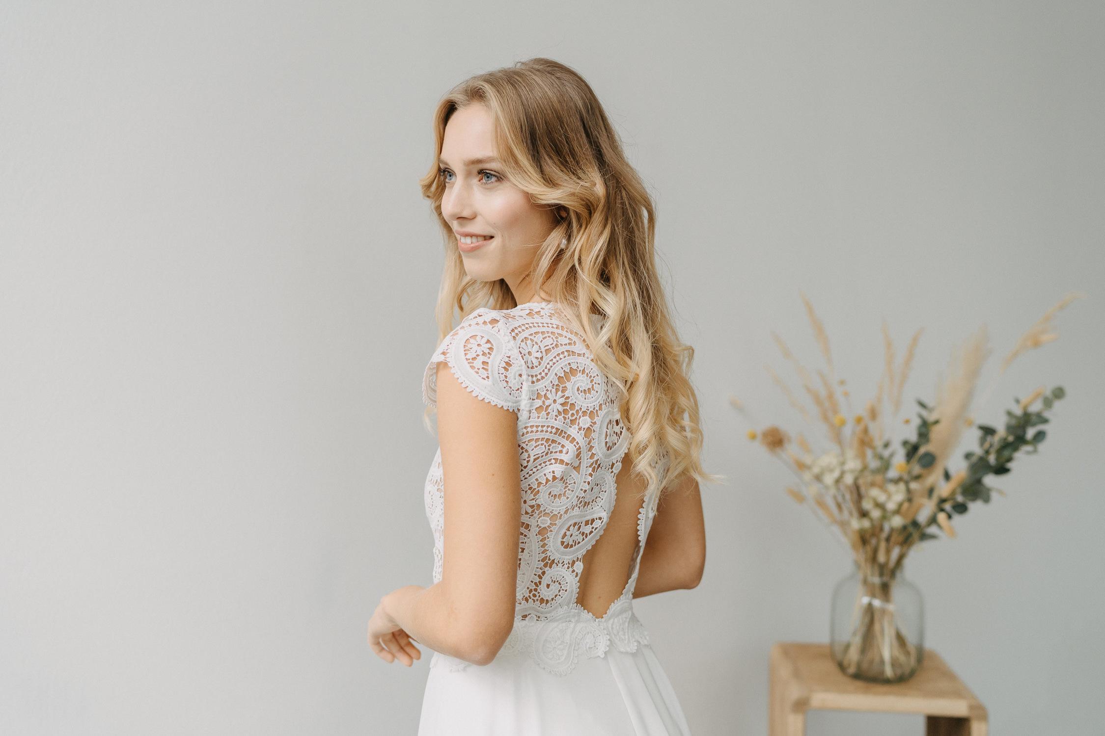 Eine ganz besondere Brautmodenkollektion 2021: Metamorphose