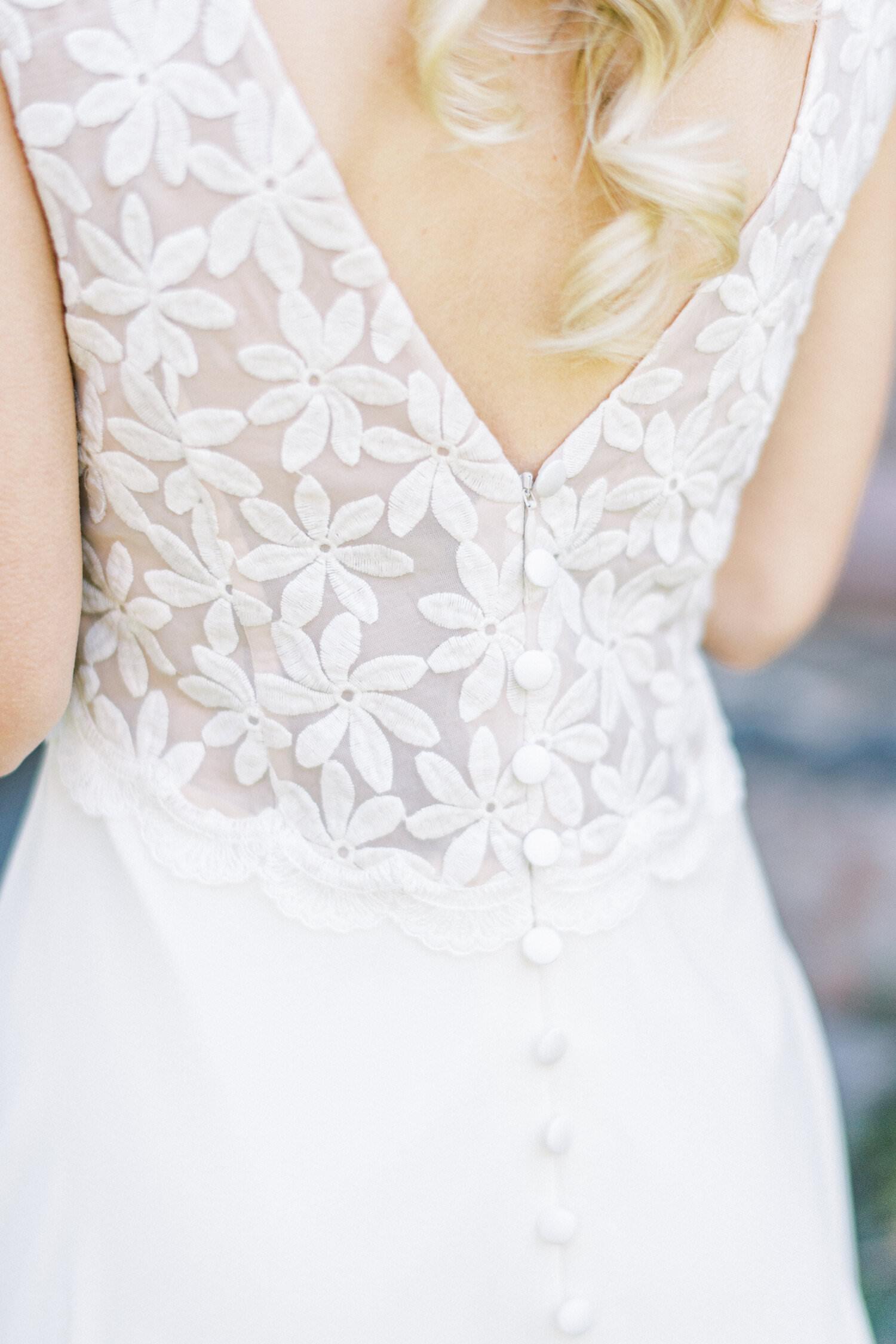 Kurzes Brautkleid Eliza