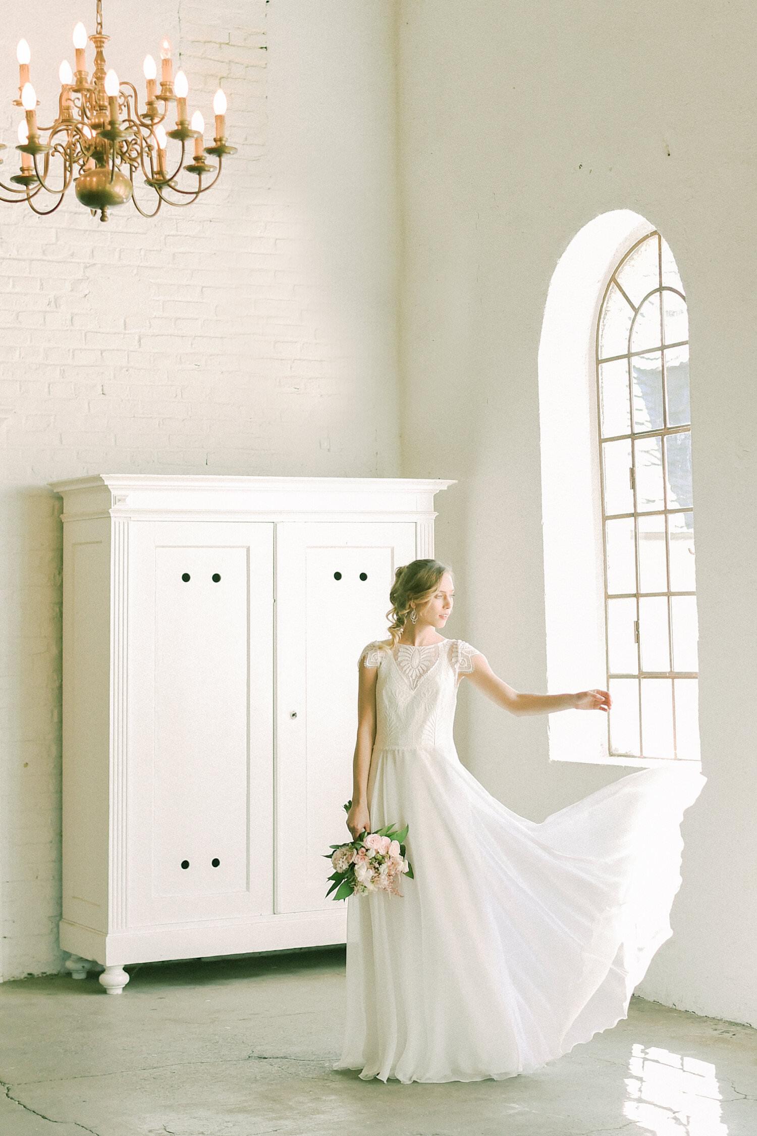 Langes Brautkleid Hailey