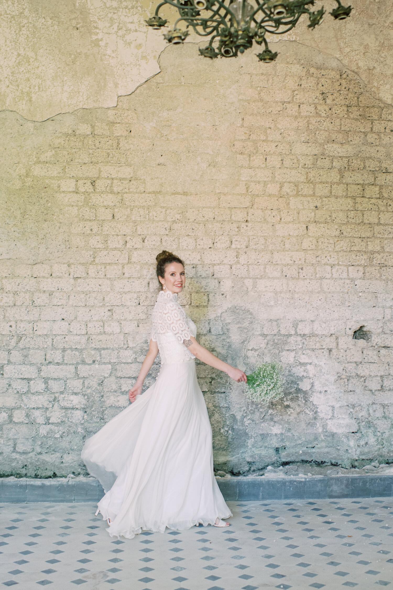 Braut-Zweiteiler Hope