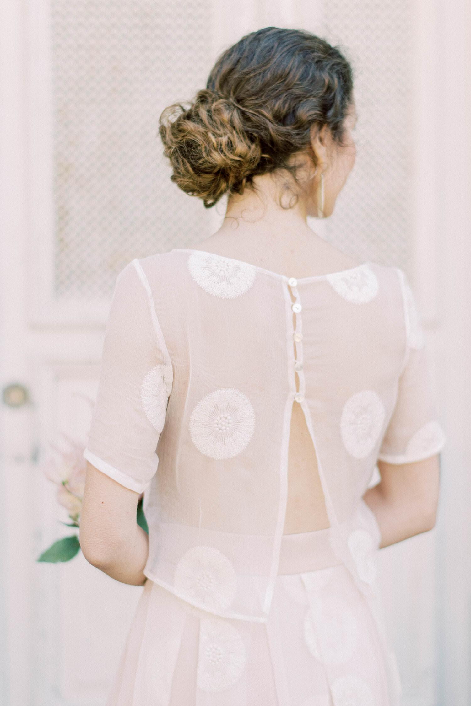 Braut-Zweiteiler Jade