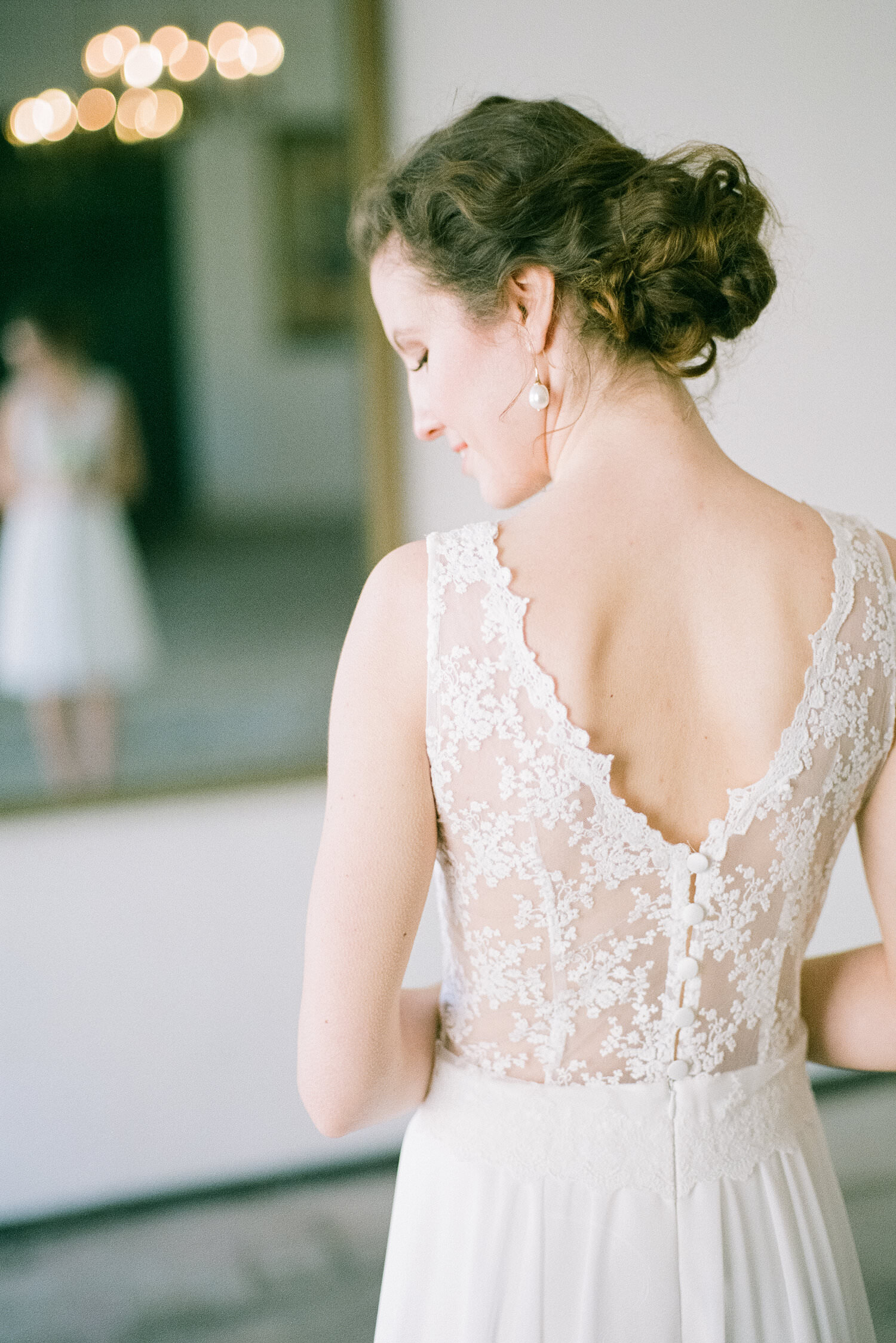 Kurzes Brautkleid Mary