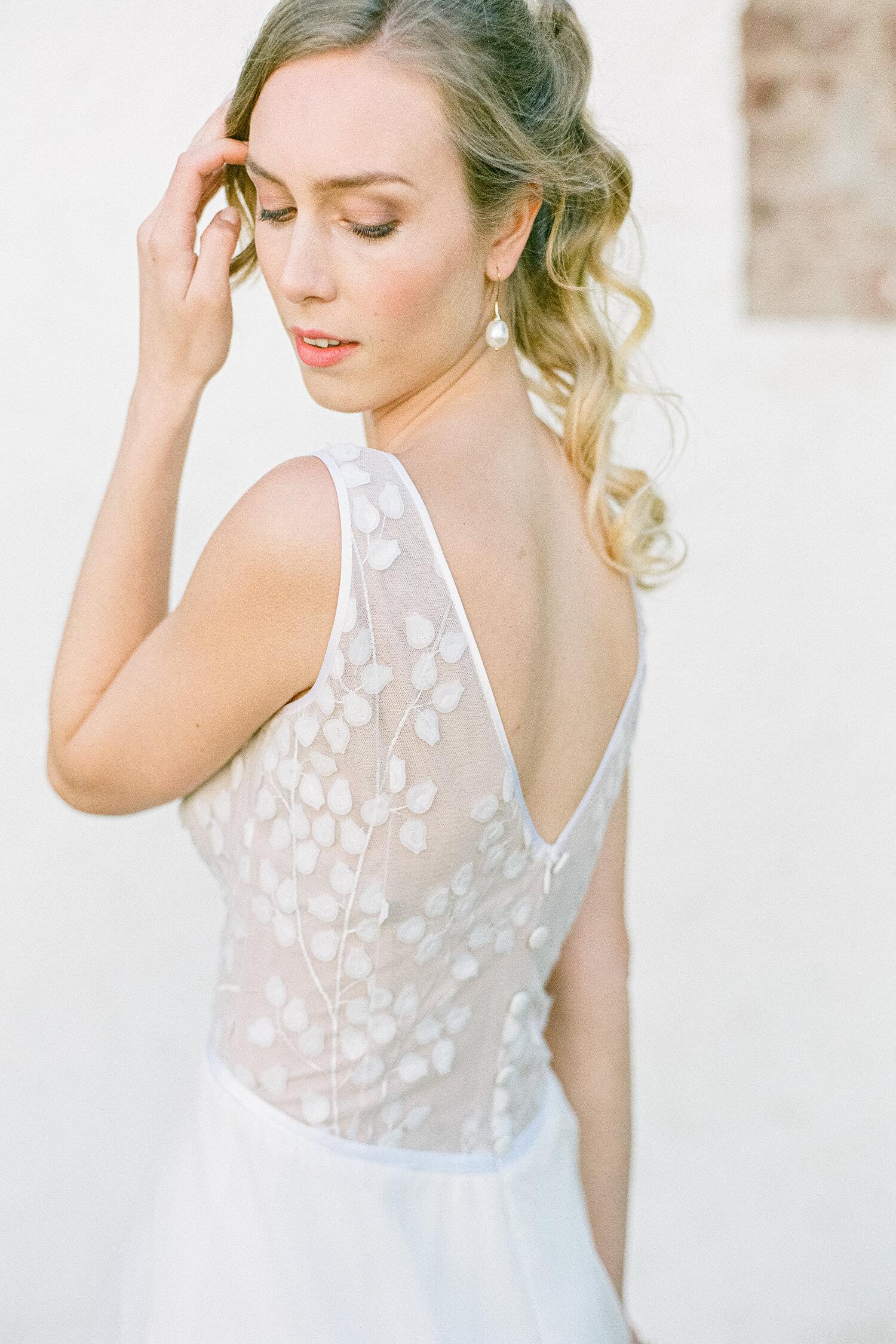Kurzes Brautkleid Maya