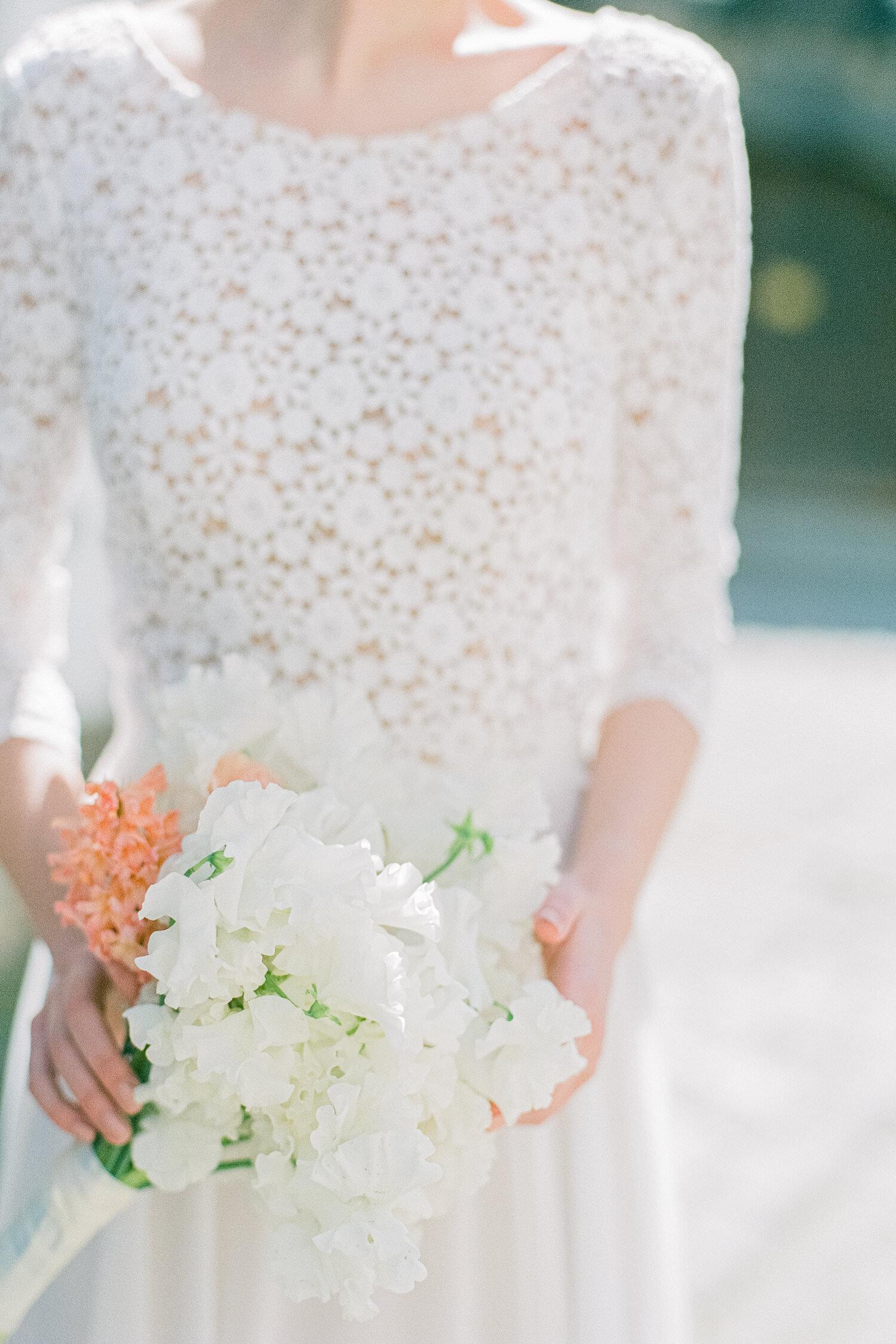 Langes Brautkleid Brooke