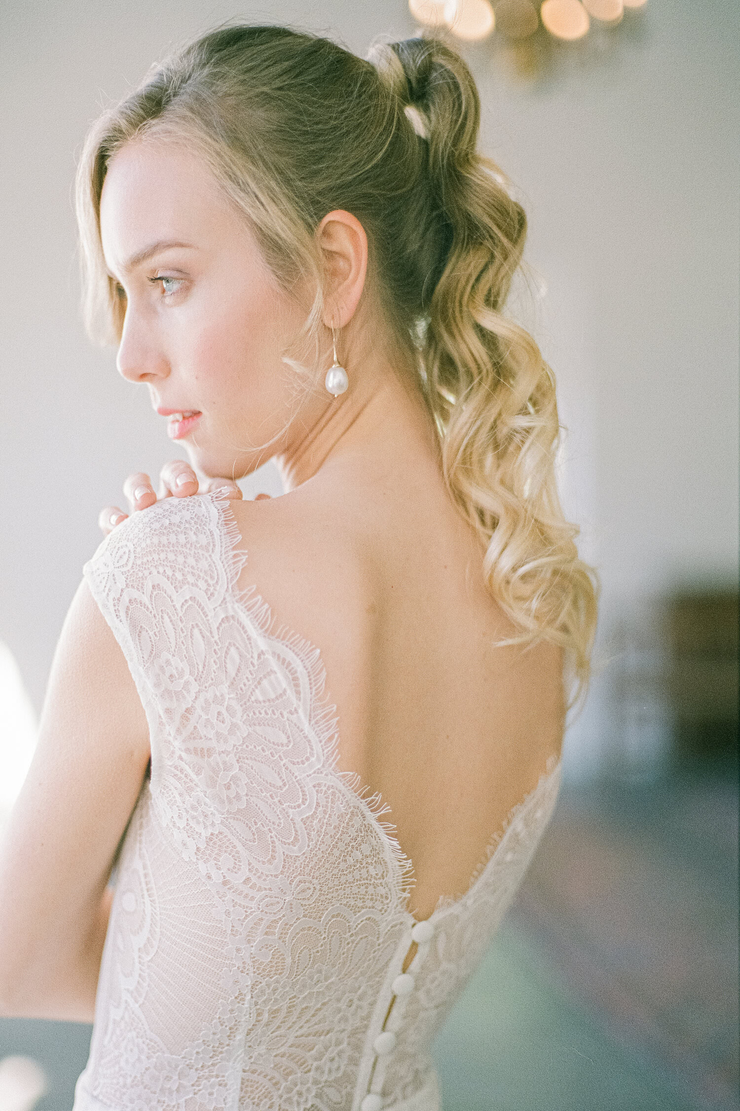 Kurzes Brautkleid Cara